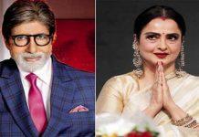 Rekha Video On Amitabh Bachchan