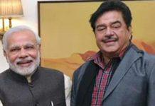 PM Narendra Modi Vs Shatrughna Sinha