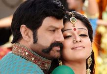 Nayanathara Balakrishna 4th movie