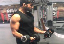 Bellamkonda Sreenivas Gym Images