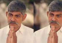 Jagapathi Babu As YS Raja Reddi In Yatra Movie