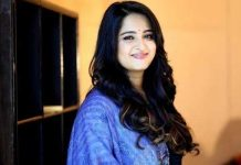 Anjali And Shalini Pandey With Anushka Shetty's Movie