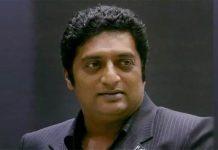 Prakash Raj Political Entry