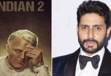 Abhishek Bachchan in Bharateeyudu 2