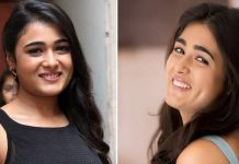 Arjun Reddy Movie Actress Shalini Pandey