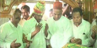 Jaganmohan Reddy Visited Dargha