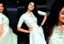 Actress Anupama Parameswaran Latest Images