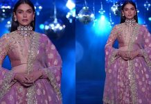 Aditi Rao Hydari Looking Gorgeous In Lehanga