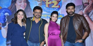F2 Movie Trailer Launch Event Images