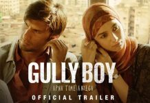Ranveer Singh and Alia Bhatt's Gully Boy Trailer