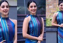 Kiara Advani Stills From Vinaya Vidheya Rama Movie Interview