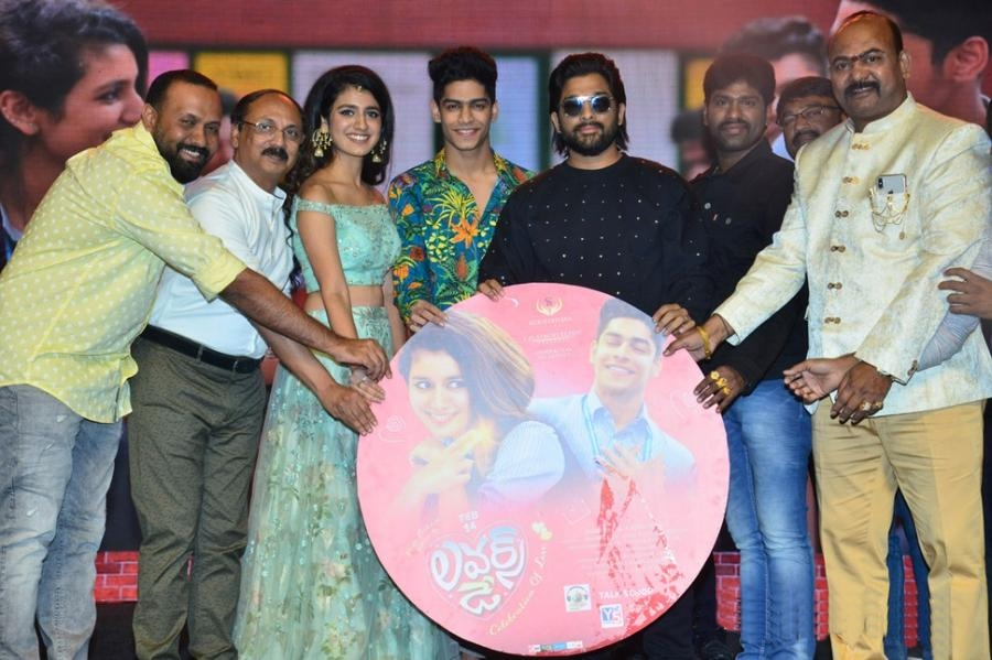 Lovers Day Audio Launch Event Images
