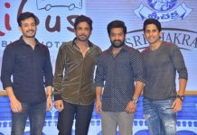 Mr Majnu Movie Pre Release Event Images