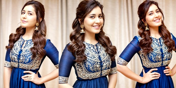 Raashi Khanna Latest Photo Shoot Stills