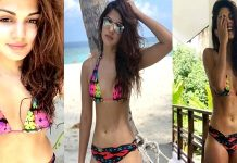 Rhea Chakraborty Hot Photoshoot Images