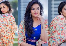 Sreemukhi Latest Photoshoot Images