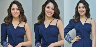 Tamannaah Bhatia At F2 Movie Trailer Launch Event Images