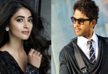 Allu Arjun With Pooja Hegde