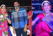 Trivikram Srninivas Wife Soujanya Classical Dance Video Images