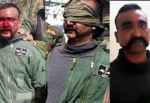 Wing Commander Abhinandan Indian Air Force