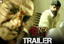 RGV's NTr Biopic Lakshmi's NTR Trailer