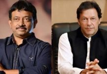 RGV Punch TO Pakistan PM Imran Khan