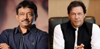 RGV Punch TO Pakistan PM Imran Khan