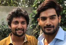 Nani and RX 100 hero Karthikeya Movie