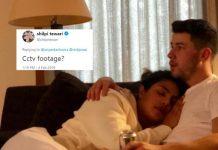 Priyanka Chopra with Nick Jonas Video