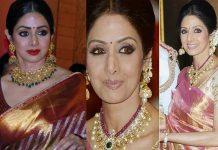 Sridevi Sarees auction