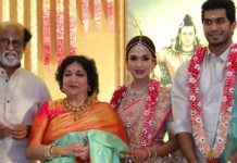 Soundarya Rajinikanth's Marriage Pics