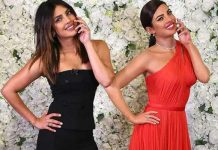 Priyanka Chopra With Her Wax Statue