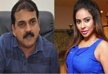 Koratala Siva vs Sri reddy