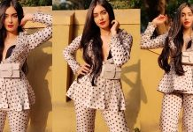 Adah Sharma Looks Stunning In Dress