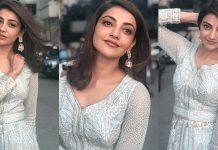 Kajal Aggarwal Looks Stunning Images