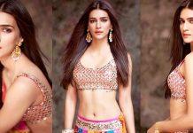 Kriti Sanon Latest Hot Photoshoot Images