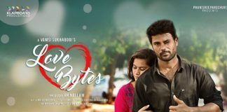 Latest Telugu Web Series Love Bytes by Klapboard Productions