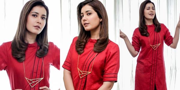 Raashi Khanna's New Photo Shoot Pics