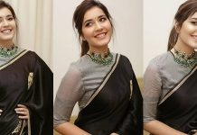 Raashi Khanna Looking Gorgeous In Saree Images