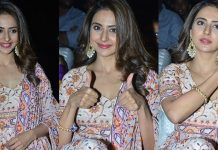 Rakul Preet Singh Latest Stills At Dev Movie Pre Release Event Images