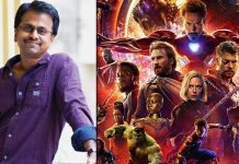 AR Murugadoss Dialogues For Hollywood Film Avengers Endgame'
