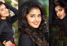 Anupama Parameswaran Gorgeous New Stills