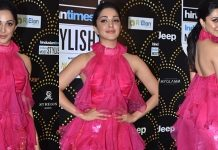 Kiara Advani At Hindustan Times Most Stylish Awards 2019