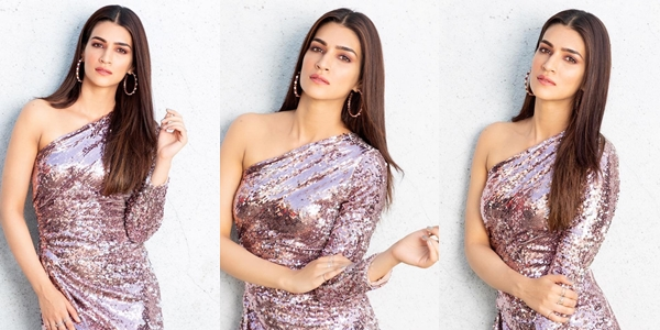 Kriti Sanon Sparkling Latest Stills
