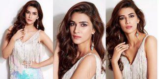 Actress Kriti Sanon Latest Images