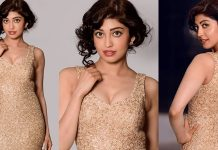 Pranitha Subhash At Miss India South Finale images