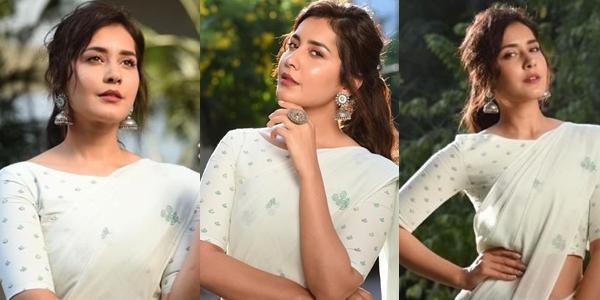 Raashi Khanna Gorgeous New Images