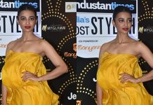 Radhika Apte Stills From Hindustan Times Most Stylish Awards 2019