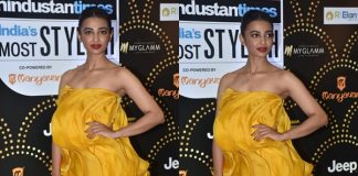 Radhika Apte Stills From Hindustan Times Most Stylish Awards 2019