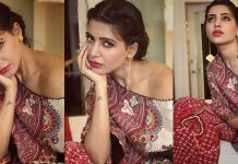 Samantha Akkineni Latest Pics